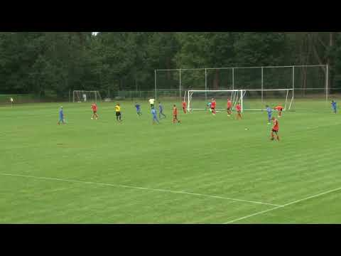 Sestřih branek U16 FCB - Sigma Olomouc