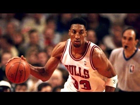 Download  Scottie Pippen vs Cavaliers 04/12/1991 - 28 Pts, 15 Rebs, 10 Assists, 2 Blks, MJ Struggles! Gratis, download lagu terbaru