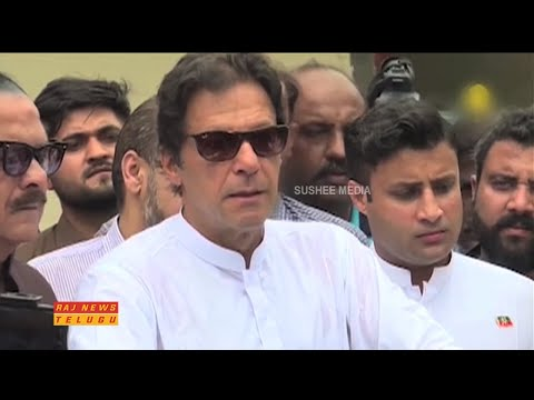 PTI Chief Imran Khan elected 22nd Prime Minister of Pakistan || Raj News