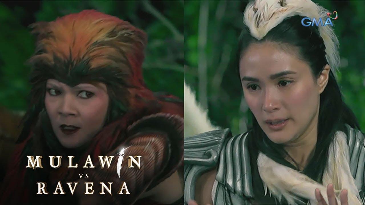 Mulawin VS Ravena: Pagpaslang ni Rashana kay Alwina