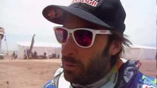 Dakar 2013 - Intervista a Francisco Lopez Chaleco