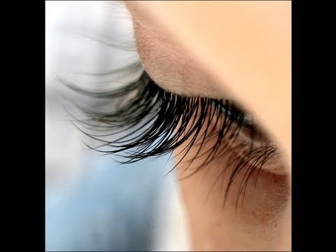  How to get long luscious lashes! 