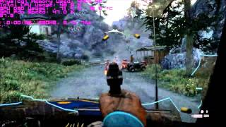 R9 390 Far Cry 4 Benchmark 1080P