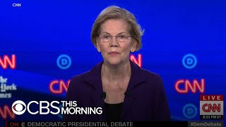 Who stood out at the fourth Democratic debate?