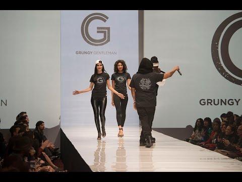 Jadakiss & Styles P Walk the Runway at Grungy Gentleman Fashion Show