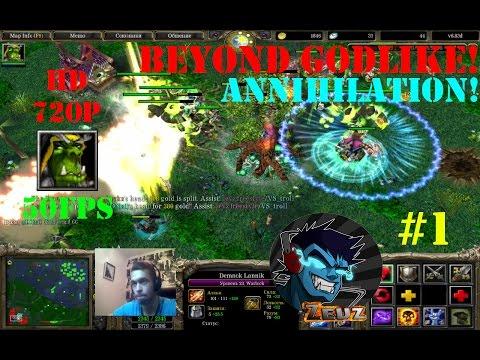 ★DoTa 6.83d Warlock - GamePlay | Guide★ Beyond Godlike! ★ #1