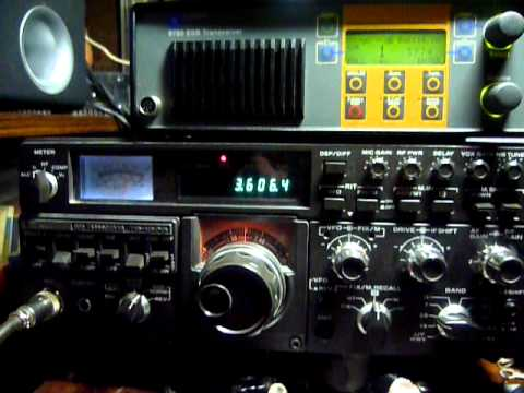 KENWOOD TS-180S HF SSB Transceiver