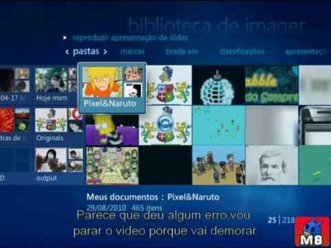 Windows Media Center Veja como é!