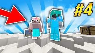 The BRAND NEW ISLAND MEMBERS!.. | (Minecraft SKYBLOCK) #4