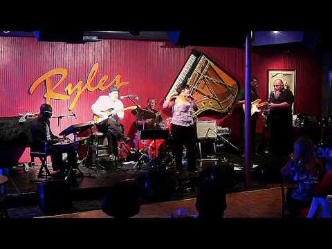 Diane Blue with Special Guest Ronnie Earl Live @ Ryles Jazz Club 7/28/12