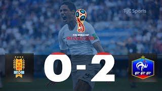 Highlights Uruguay vs. Francia   #TyCSportsMundial