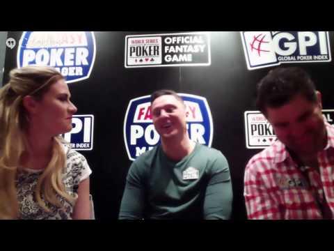 WSOP 2014: Sam Trickett Talks Macau Cash Games, English Football, and Betrayals