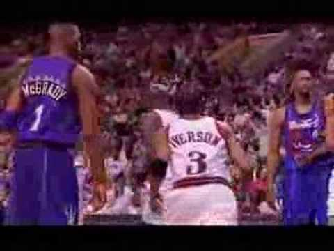 Allen Iverson Top Ten Plays