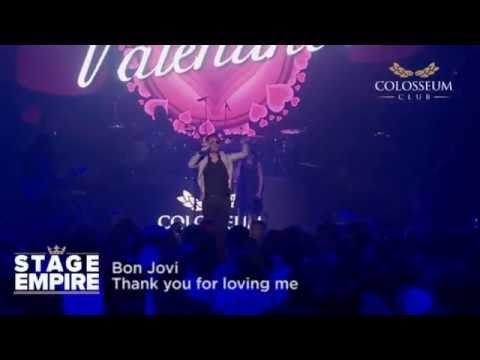 download lagu JUDIKA - Thank You For Loving Me Live At gratis