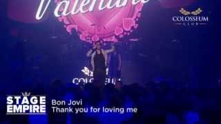 JUDIKA - Thank you for loving me (Live at Colosseum Jakarta )