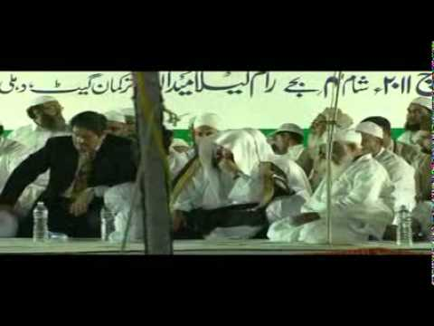 Maulana Salman Nadwi Welcomes Imam Al Kaba video