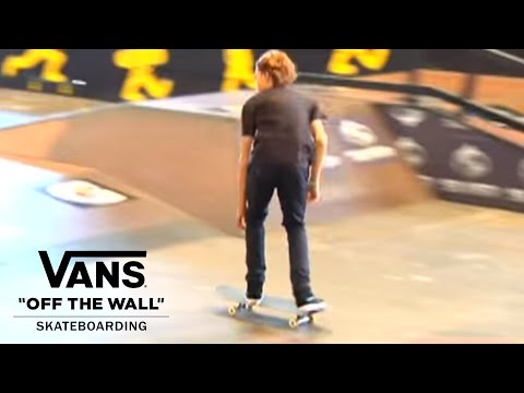 Curren Caples' First Pro Contest