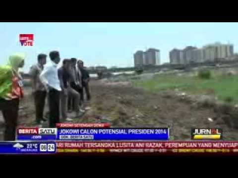 JOKOWI Setengah Dewa Julukan Dari Warga DKI Jakarta