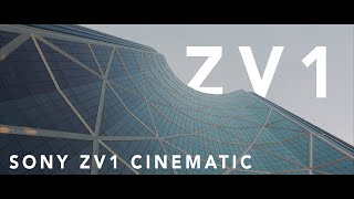 NEW SONY ZV1 CINEMATIC FILM | 4K | The Ultimate Pocket Camera for Creators!