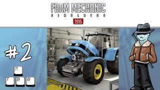Farm Mechanic Simulator 2015  002  Transmission Mi