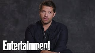 'Supernatural's Misha Collins On Exploring Free Will In The Final Season | Entertainment Weekly