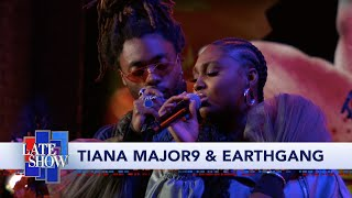 "Tiana Major9 & EARTHGANG: ""Collide"" Ft. Jon Batiste"