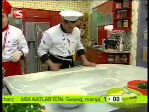 Oktay Usta Yeşil Elma – Hasan Usta Tarihi Börek Show
