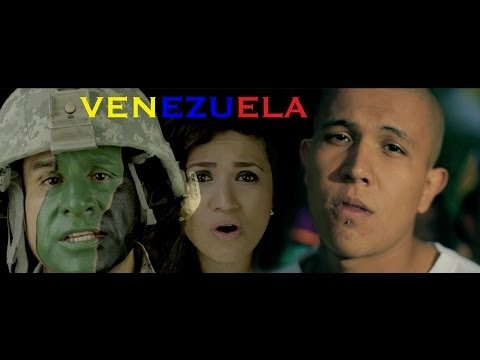 VENEZUELA By MC MAGIC ft C Kan Dee Garcia