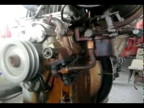 BCS diesel anni '50.......accensione!!!