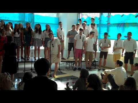 Heschel Harmonizers Concert '12 - Mima'amakim (with Alumni).MP4