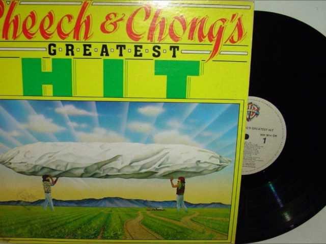 Pedro And Man At The Drive In , Cheech & Chong , 1981 Vinyl