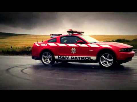 Paul Brandt - The Highway Patrol video