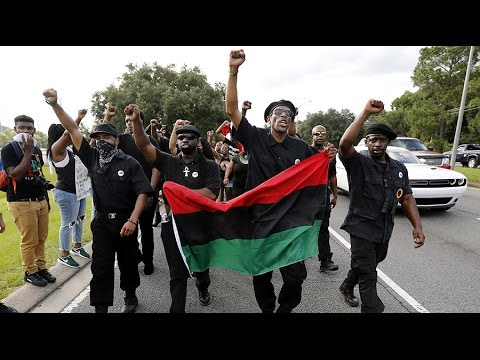 New Black Panther Party to protest 'pro-police brutality' Trump at GOP convention