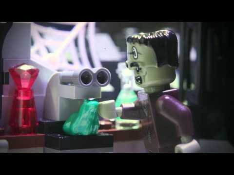 LEGO® Monster Fighters - Quest for the Moonstones Part 1