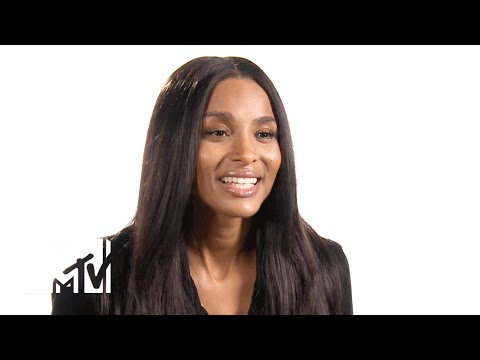 Ciara Gushes About Baby Future & New 'Jackie' Album | MTV News