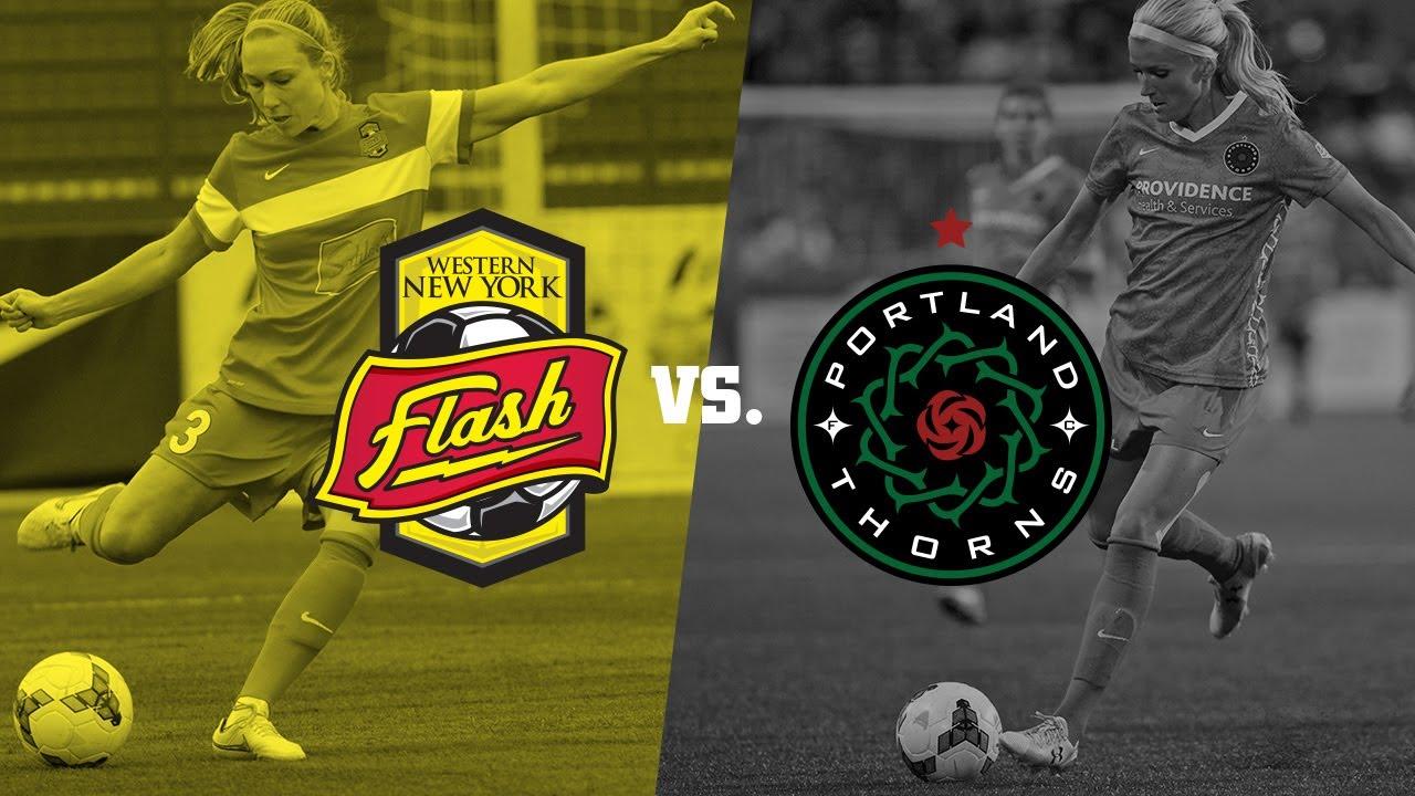 Western New York Flash vs. Portland Thorns FC