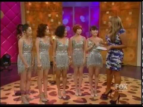 Wonder Girls on the Wendy Williams Show [HQ] (Direct Audio Capture)