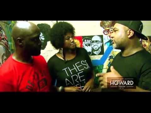 De La Soul LIVE at The Howard Theatre