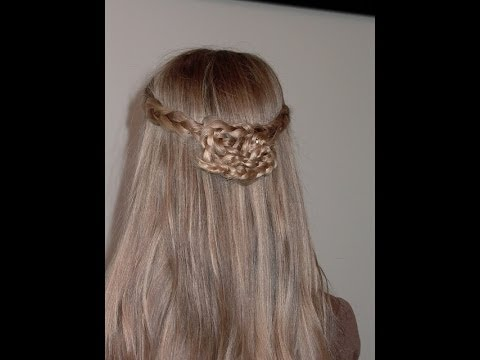 amanda seyfried letters to juliet hairstyle braid