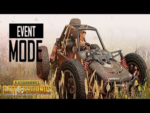 Бойня на дороге. Event mode. PUBG | PLAYERUNKNOWN'S BATTLEGROUNDS | ПУБГ | ПАБГ