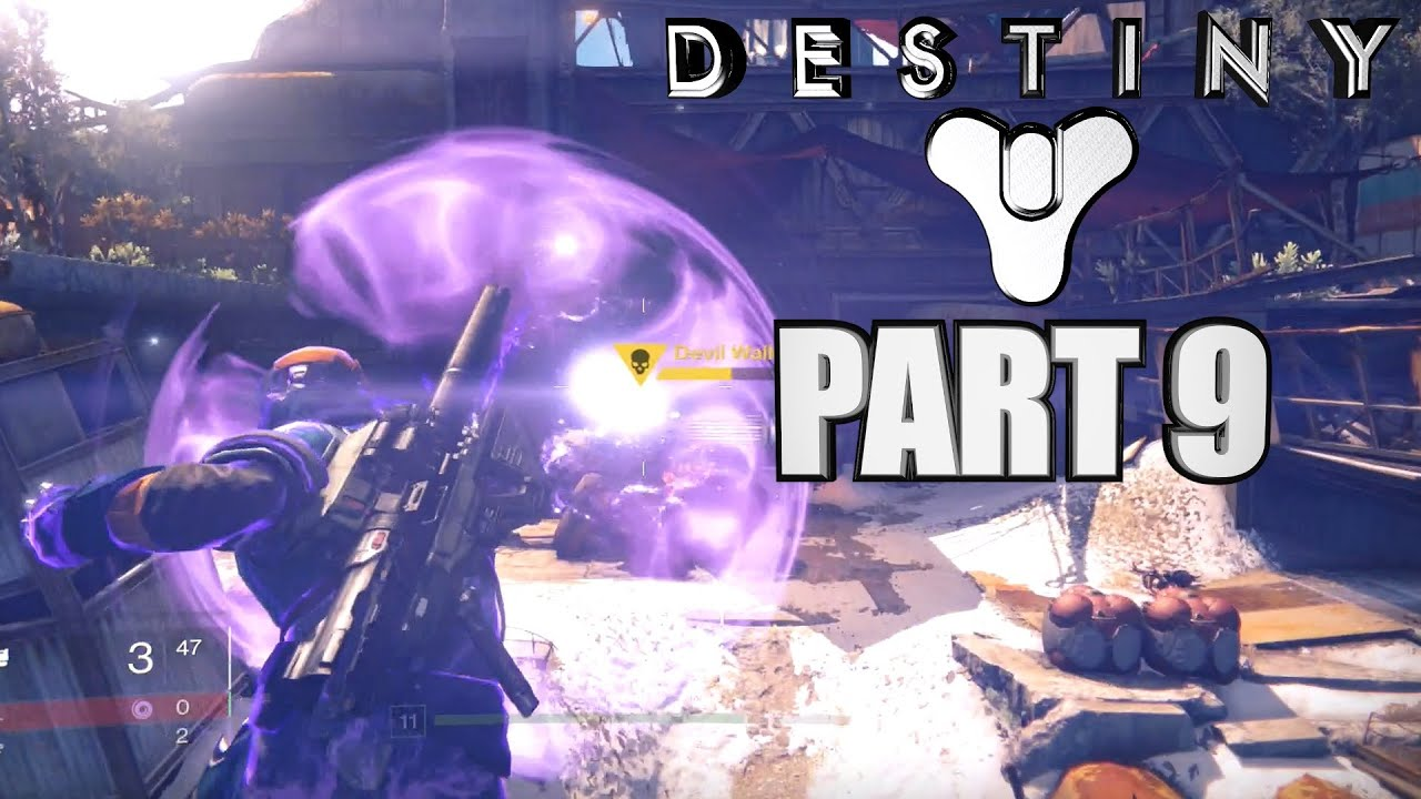 Destiny Earth Missions 9 Earth Strike Mission