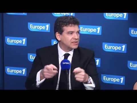 Arnaud Montebourg, invité d'Europe 1
