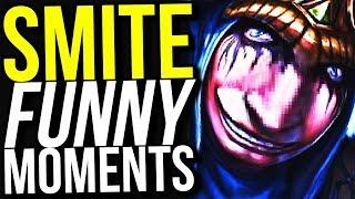 HIGHEST DPS GOD! - SMITE FUNNY MOMENTS
