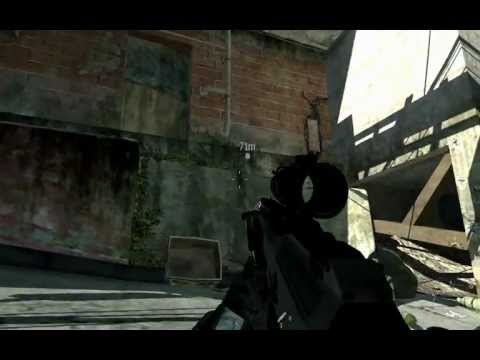 прохождение Cll of duty Modern Warfare 2 часть 5(ПОГОНЯ).avi