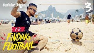 F2 CHALLENGE FALCAO | F2FF Brazil ⚽️🇧🇷