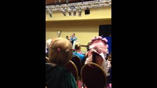 J Michael Tatums coming out story (ichiban con 2014)