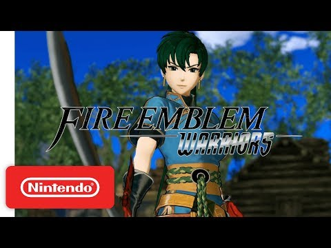 Fire Emblem Warriors Gameplay Trailer - Nintendo Switch - Nintendo Direct 9.13.2017