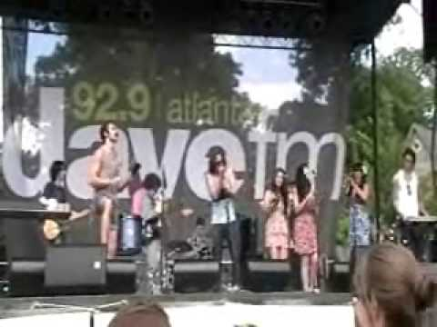 Step Right Up by The Constellations (live at Summerfest 2009)