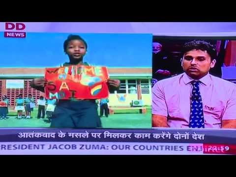Dr. Sreeram Chaulia on Narendra Modi in Africa