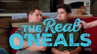 Gay handyman (joke) - The Real O'Neals (tv series)